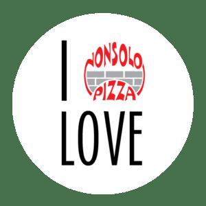 I love Non Solo Pizza